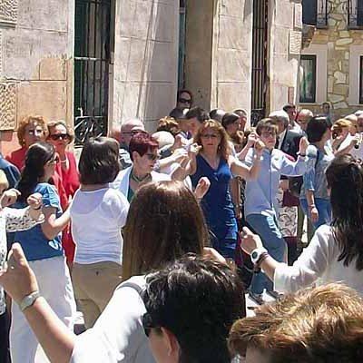 Fuenterrebollo, fiesta y tradición en honor a su patrón San Antonio
