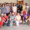 El Foro Chico La Adobera buscó en Mudrián iniciativas de participación ciudadana contra la despoblación