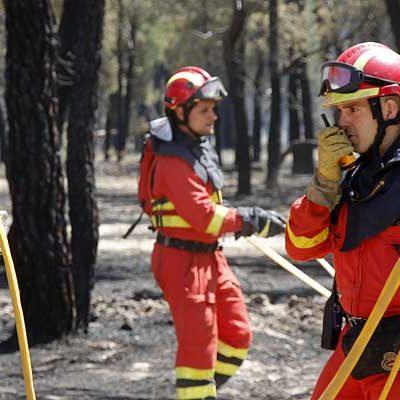 Unión de Campesinos de Segovia-UCCL exige a las administraciones personal suficiente y experimentado en extinción de incendios