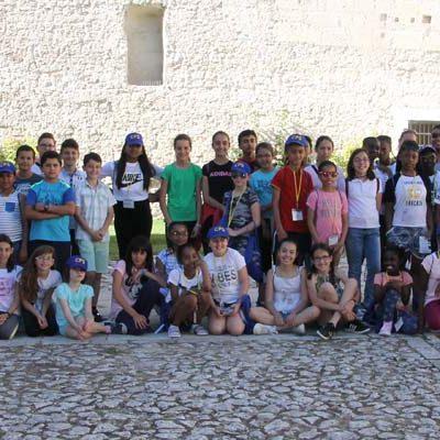 Una treintena de alumnos de Curwen Primary School de Londres participan en un intercambio con el Colegio Santa Clara