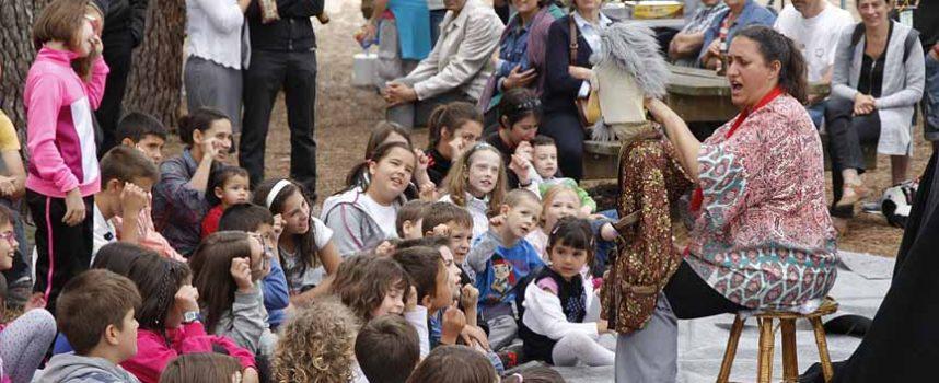 Cuentacuentos, lecturas y premios en la XII Feria del Libro de San Benito de Gallegos