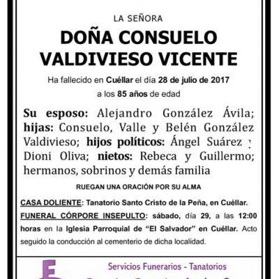 Consuelo Valdivieso Vicente