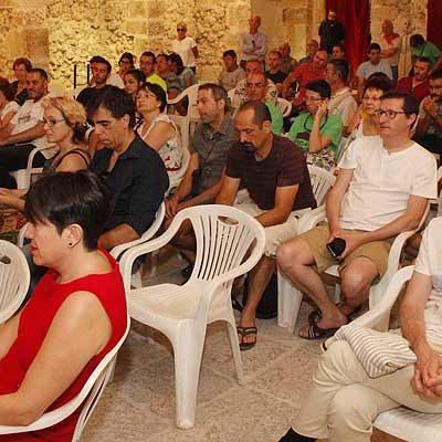 Opiniones contrapuestas sobre la situación del río Cega en la Jornada de Cegafest