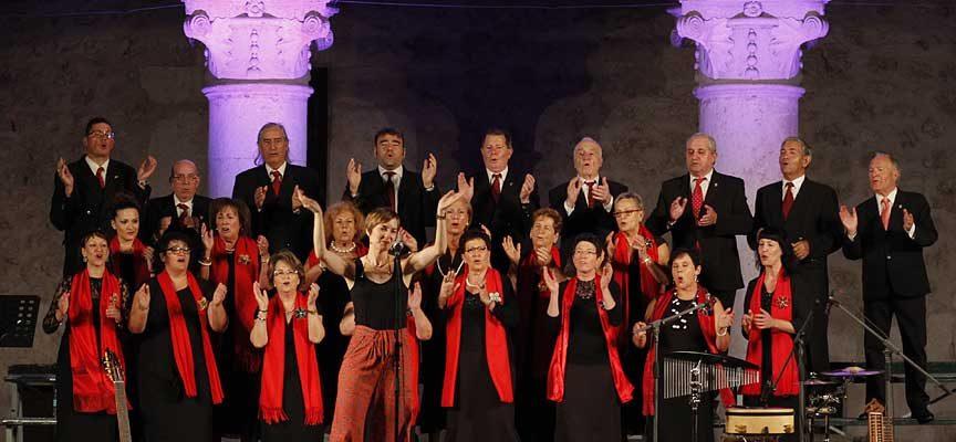La Coral Cuellarana ofrecerá un concierto el 11 de noviembre con motivo de la clausura de `Reconciliare´