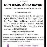 Jesús López Bayón