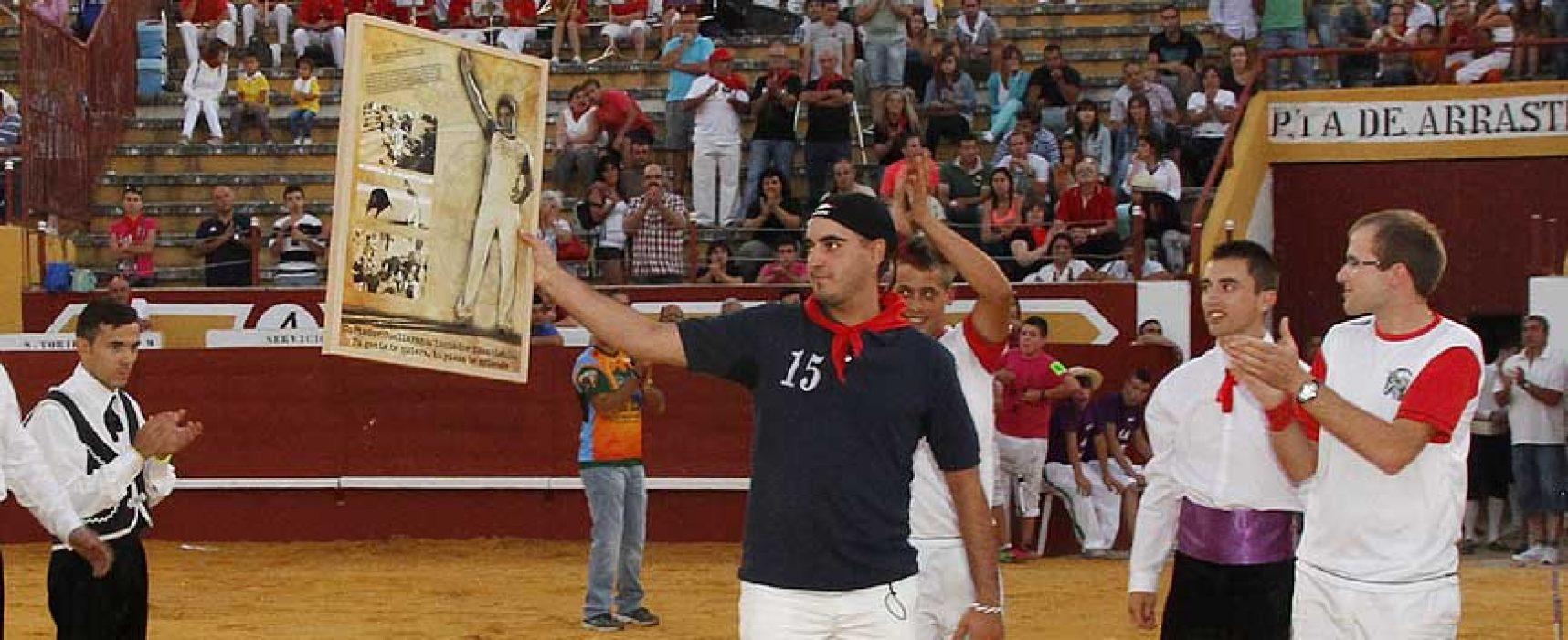 El `Torneo de Cortes Borja del Olmo´ recordará al cortador cuellarano el lunes de toros