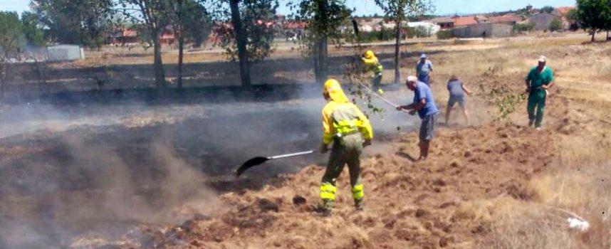 La Junta prolonga la situación de alerta de incendios forestales hasta el martes