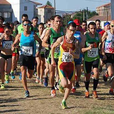 """La carrera popular """"Run to Terreña"""" recorre el entorno de Fuenterrebollo"""