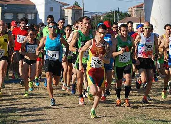 "La carrera popular ""Run to Terreña"" recorre el entorno de Fuenterrebollo"