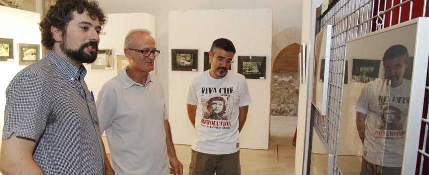 José Sarrión centró en la situación del rio Cega su encuentro con la Asamblea Comarcal de IU