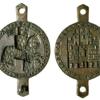 La Matriz Sigilar del Concejo de Cuéllar, pieza del mes del Museo Arqueológico Nacional