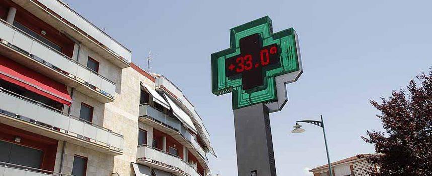 Protección Civil y Emergencias alerta por ola de calor en la región hasta el viernes