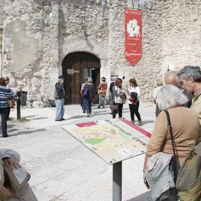 El Castillo de Cuéllar obtiene por tercer año el Certificado de Excelencia de Tripadvisor
