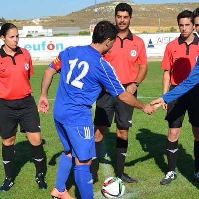 El juvenil de la Gimnástica Segoviana, rival del CD Cuéllar en el XIV Memorial Mariano Molinero