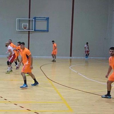 El Balonmano Nava se impuso al Villa de Aranda en el encuentro celebrado en Campaspero