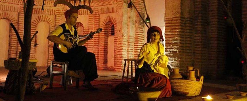 La música antigua y sefardí llegará esta noche con Maladanza al ábside de Santiago con `Voces del Mudéjar´
