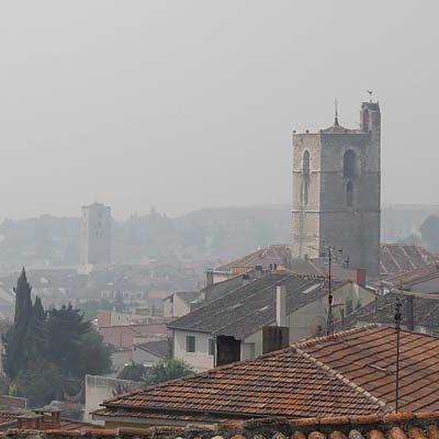 La Junta confirma que la nube de humo detectada en diversas localidades de Castilla y León procede del incendio de Verín