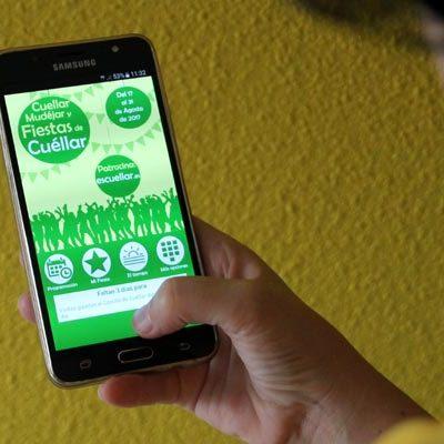 Ya está disponible la aplicación con la programación de Cuéllar Mudéjar y las fiestas patrocinada por esCuellar