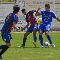 Festival de goles en el Memorial Mariano Molinero (4-4)