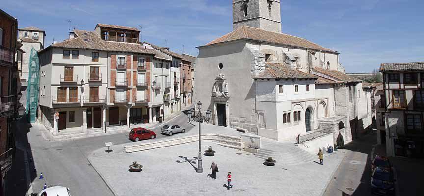 Patrimonio autoriza la rehabilitación de la casa del sacristán anexa a la iglesia de San Miguel de Cuéllar