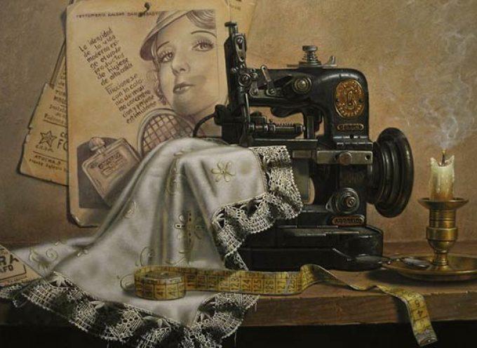 Ricardo Renedo expone sus obras en el Museo Etnológico Los Lavaderos de Fuenterrebollo