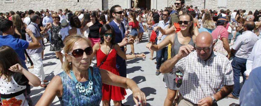 Campaspero abre las fiestas en honor a Santo Domingo de Guzmán