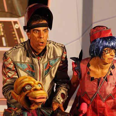 Teatro Mutis cerró la semana cultural de Viloria previa a las fiestas de Las Nieves