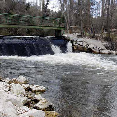 Nace en Aguilafuente la Plataforma `Si a las Fuentes´ en defensa de los manantiales y del rio Cega