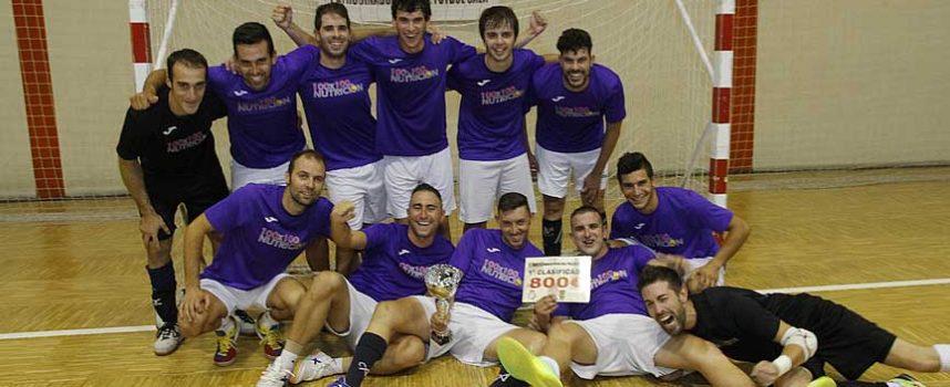 """Sanchonuño destrona a Bulon Team en el Torneo de Verano """"Villa de Cuéllar"""""""
