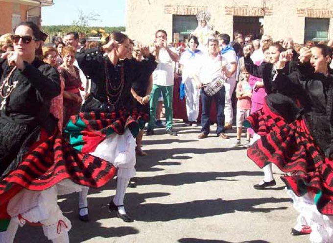 Fuenterrebollo celebra sus fiestas patronales con un intenso programa lúdico y cultural
