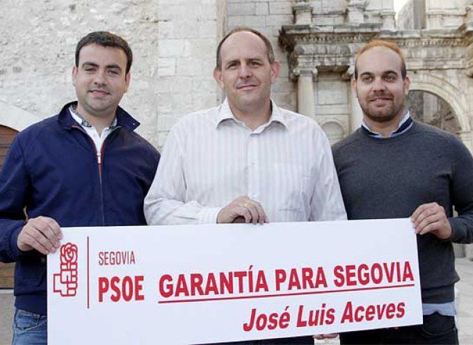José Luis Aceves reclama a la Junta de Castilla y León todas las promesas incumplidas en Cuéllar