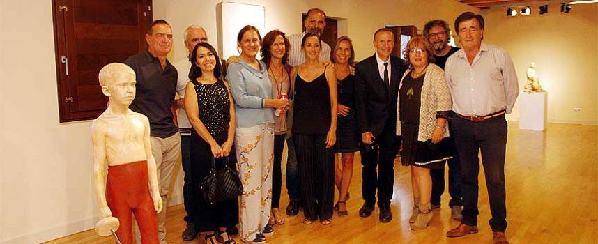 Docentes de la facultad de Bellas Artes de la Universidad Complutense exponen en Las Tenerías