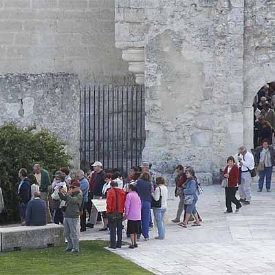 Cuéllar recibió 4.000 visitantes durante la Semana Santa