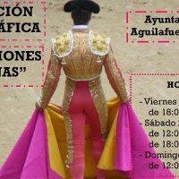 La exposición `Impresiones taurinas´ aunará toros y libros en Aguilafuente
