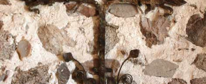 Recuperada la antigua veleta de la iglesia de San Juan de Aguilafuente