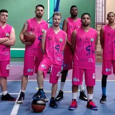 Basket Cuéllar debuta en la liga con victoria en Cantimpalos
