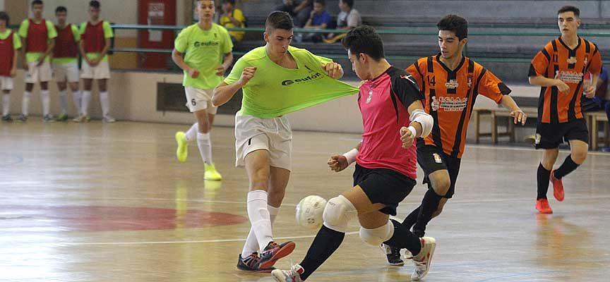 El FS Eufón Cuéllar recibe la visita del Albense FS
