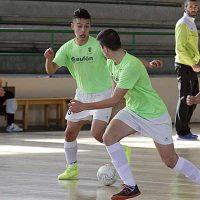 El FS Cuéllar buscará la victoria en la cancha de un reverdecido Albense