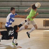 El FS Cuéllar juvenil se impuso con solvencia a La Lastrilla
