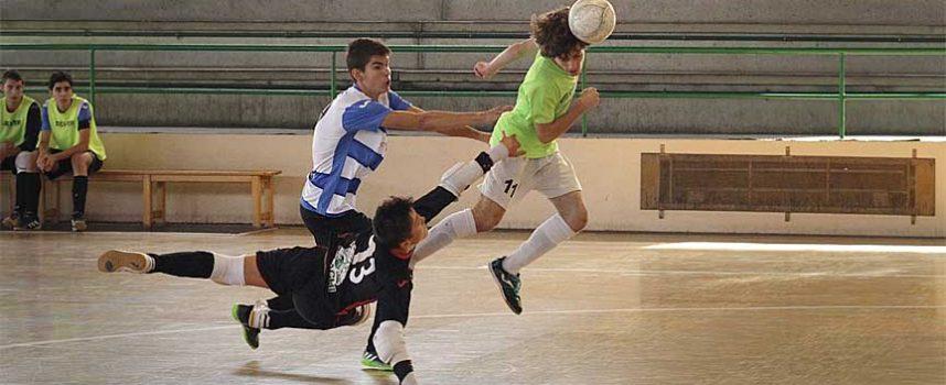 El FS Eufón Cuéllar perdió un polémico derbi provincial ante Segovia Futsal