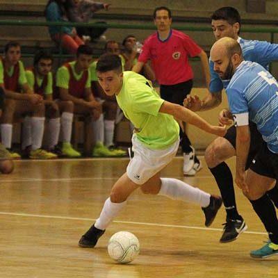 La falta de puntería llevó al FS Cuéllar a ceder los tres puntos frente al Ventorrillo
