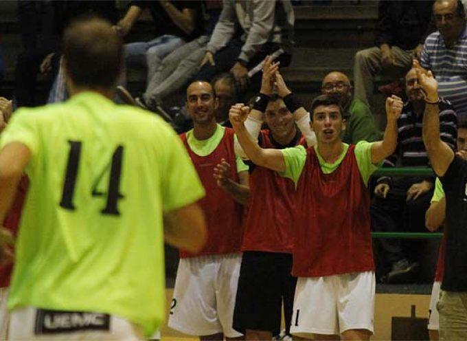 Segunda victoria consecutiva para el FS Cuéllar