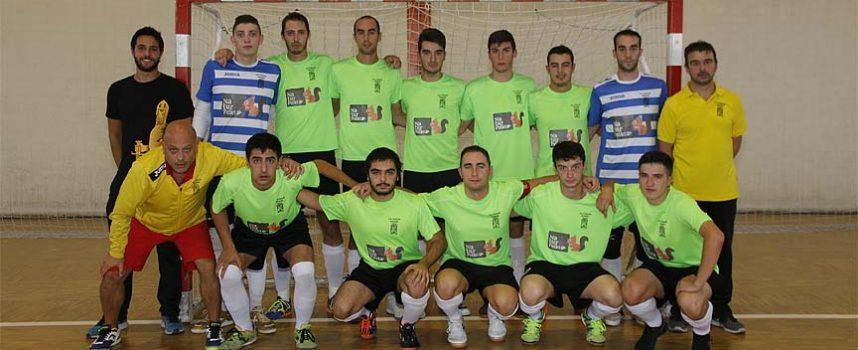 El FS Naturpellet Cuéllar busca una nueva victoria ante el Santiago de Sama