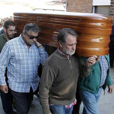 Música y poesía en la despedida a Eduardo Herguedas en Cuéllar