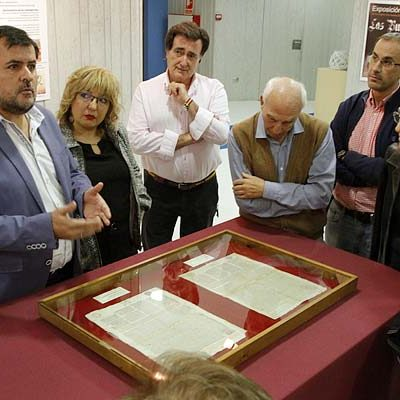 La exposición `Las Bulas´ acerca a los visitantes de manera didáctica al hallazgo de la iglesia de San Esteban