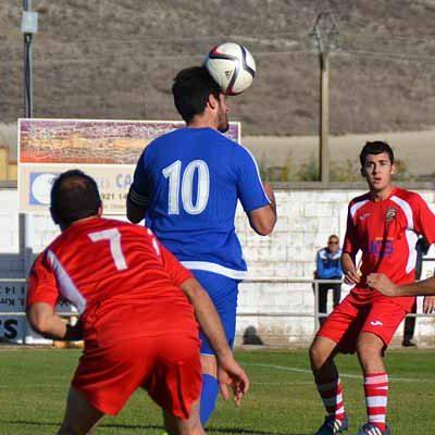 El Cuéllar merece mejor suerte ante el Turégano (1-1)