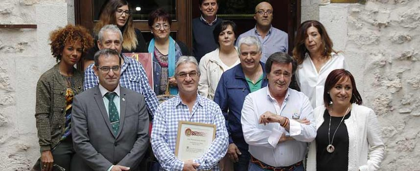 `Viva la vida´ recibe el premio a la mejor tapa del Concurso Fiestas de San Miguel