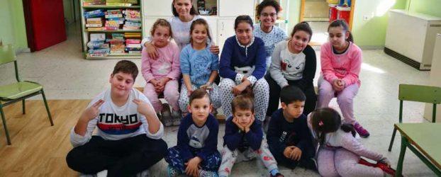 El CRA El Carracillo celebró el `Día del Pijama´