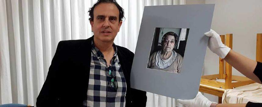Enrique Madroño logra un esquinero de oro con un retrato en la Colección de Honor 2017 de la FEPFI