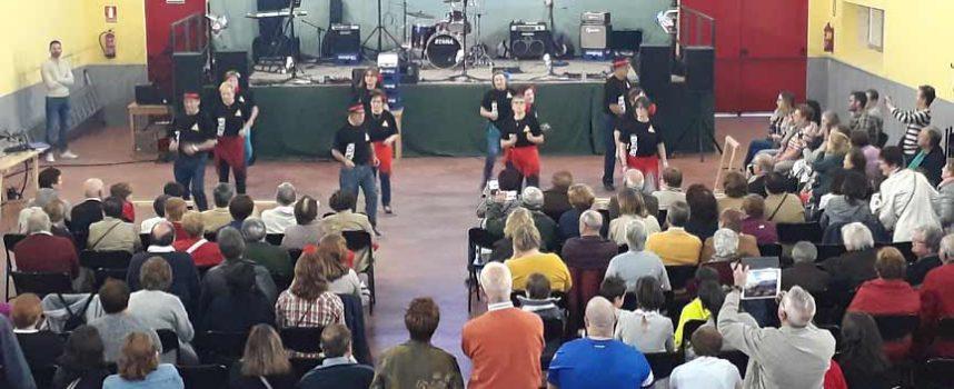 Deporte, degustaciones y música para celebrar las IV Jornadas Solidarias en Fuenterrebollo